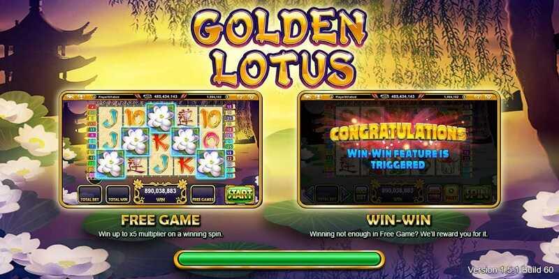 Golden Lotus เกมออนไลน์